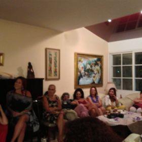 מפגש חודשי עם דר' תמי גודו אוגוסט 2014