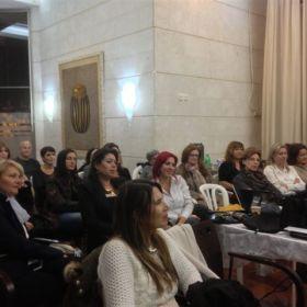 מסיבת סיום השנה של הפרלמנט דצמבר 2013