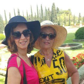 טיול פרלמנט הנשים לעכו- יום שישי 7 באוגוסט 2015