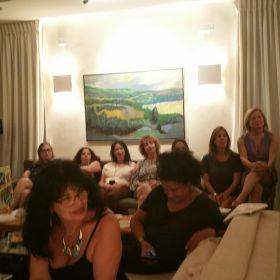 מפגש חודשי עם מיכל כהן חי 30 ביולי 2015