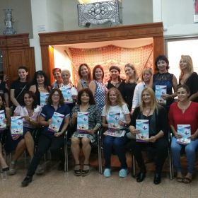 מפגש המשמר המגדרי- שולחנות עגולים- 15.9.16 בבית קונגרס יהודי בוכארה בתל אביב