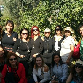 טיול לצפון פרלמנט הנשים 3.11.16