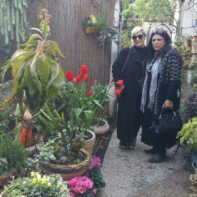 סדנה לבישול ערבי חוויה ייחודית של הפורום לקיומיות משותפת- יהודיות ערביות – מרץ 2017