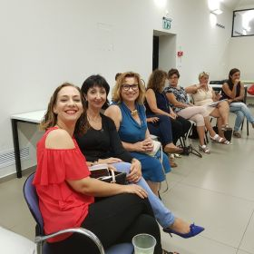 פתיחת קורס מסע של התמרה למען נשות יפו יהודיות וערביות , בשיתוף מרכז הצעירים יפת אוגוסט 2017