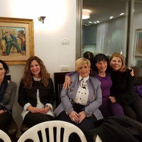 מפגש עם העיתונאית אפרת זיו ביילין 11 דצמבר 2017