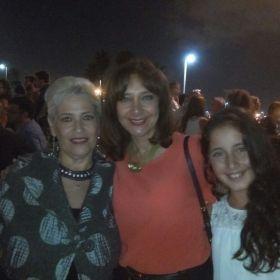 מסיבת קיץ עם חהכ מרב מיכאלי- חוף עלמה בתל אביב- אוגוסט 2016