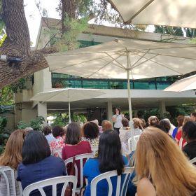 אירוע רישות נשים דיפלומטיות