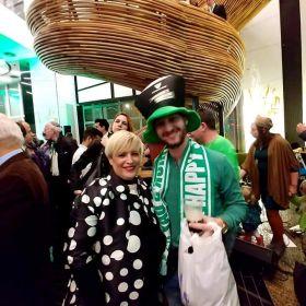 """אירוע """"ירוק"""" בשגרירות אירלנד 17.3.19"""